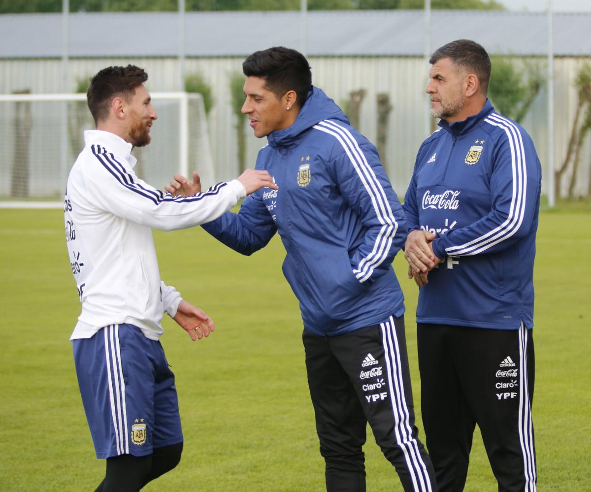 বিশ্বকাপ ফুটবল ২০১৮ : রাশিয়ার ব্রনিটসিতে ক্যাম্প গড়েছে মেসিরা
