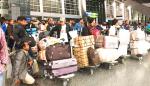 কাতার থেকে দেশে ফেরার অপেক্ষায় পাঁচ শতাধিক প্রবাসী
