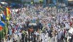 ঈদে মিলাদুন্নবীতে ঢাকার জশনে জুলুস শোভাযাত্রা