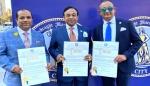 তিন বাংলাদেশির 'করোনা হিরো' পুরস্কার অর্জন