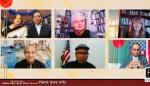 যুক্তরাষ্ট্র'বর্ণমালা বাংলা কর্ণার' লাইব্রেরির উদ্বোধন