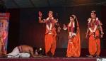 রাম নাম জপতে জপতে অভিনেতার মৃত্যু, অভিনয় ভেবে দর্শকের করতালি